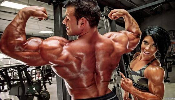 Как быстро набрать мышечную массу: питание и тренировки в зале