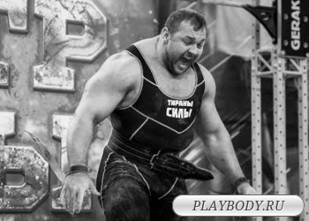 Российский пауэрлифтер Иван Макаров готов поднять 520 кг