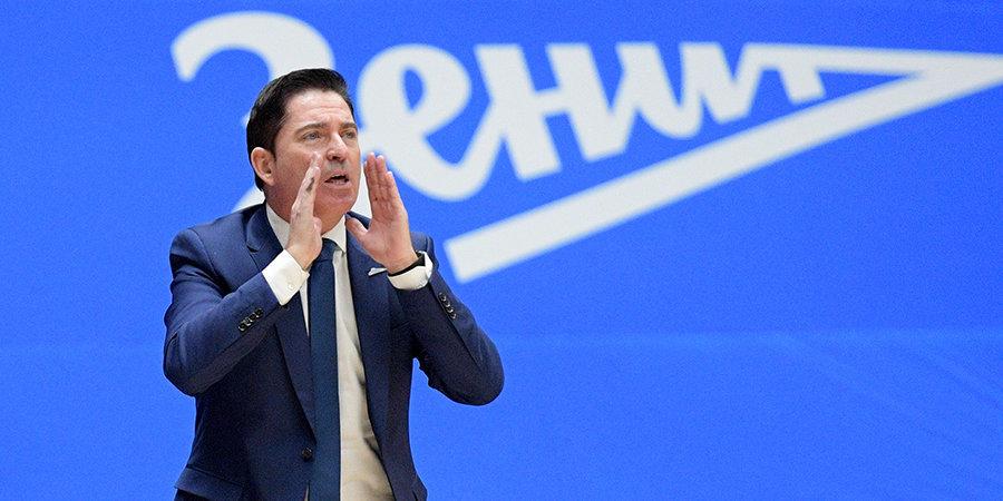 Главный тренер «Зенита» назвал основные моменты для успешной игры в стартовом матче серии против «Барселоны»